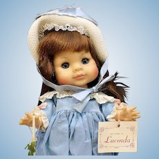 "Rare - Madame Alexander Doll - ""Janie - faced"" - - ""Lucinda"