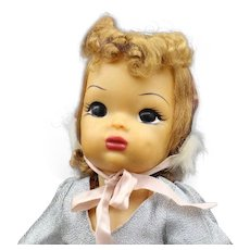 Wonderful Early 'Terri Lee' Doll in Skating Outfit