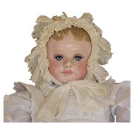 ANTIQUE  'MARTHA  CHASE'  CLOTH  DOLL