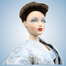 "Gorgeous ""Gene"" Fashion Doll - 'Midnight Gamble' - NRFB"