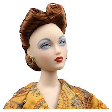 "Terrific Gene Fashion Doll - ""Noble Invitation"" - NRFB"