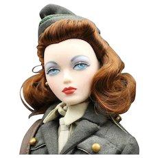 """Outstanding """"Gene"""" Fashion Doll - 'USO' - NRFB"""