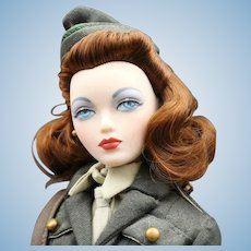 "Outstanding ""Gene"" Fashion Doll - 'USO' - NRFB"