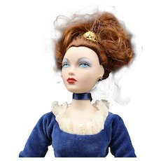 "Early Superb ""Gene"" Fashion Doll - 'The King's Daughter' - NRFB"