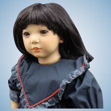 "Terrific ""Shireen"" Doll by Annette Himstedt - NRFB"