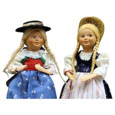 Two MIB ( Mint In Box) - 'Baitz'  Dolls