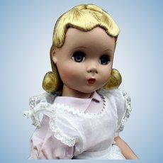 Very Mint Madame Alexander Hard Plastic Doll - 'Alice in Wonderland' - Circa:1949-1952