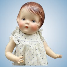 Patsy Look-A-Like  Vintage  Composition  Doll