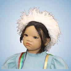 """Annette Himstedt Doll - """"Kima"""" - From 'Images Of Childhood' Series"""