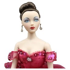 "Gorgeous 'Gene' Fashion Doll - ""An American Countess"" - NRFB"
