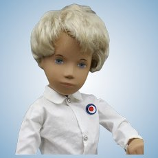 Sasha Boy Doll - 'Gregor' - The School Boy