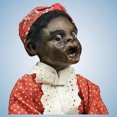 "Mary McEwen Wax Character Doll - ""MaMa"""