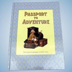 """UFDC Convention Journal - """"Passport To Adventure"""""""