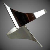 Pekka Piekainen Finland Designer Modernist Abstract  925 STERLING Silver Bracelet Signed