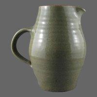 Leach Pottery St. Ives Cornwall English Studio Standard Ware Coffee Pot