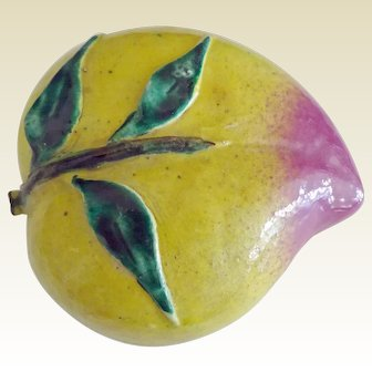 Chinese Altar Fruit  Large Peach