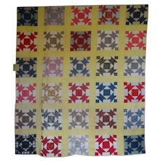 Ultra Calico Antique Charm Quilt