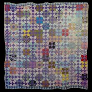 Vintage Quilt ~ a mixture of 100's of prints