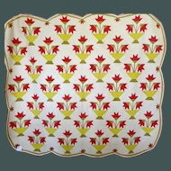 Applique Quilt ~ a great version of North Carolina Lily