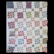 Quilt TOP~Unused, Fresh and ready to quilt, or...