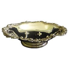 Tiffany & Co.  Sterling Bowl- 4-pint, 893g  1891-1902  925-1000 T
