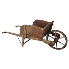 Wheel Barrow 1890