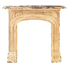 Mantel Cast Iron c. 1850