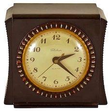 """Telechron  """"Selector"""" Electric Timer Clock    1946-1950"""