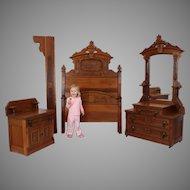 Child's Bedroom Suit American Victorian c. 1880