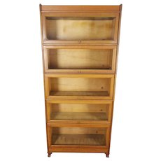 Stacking Bookcase /  Barrister Bookcase