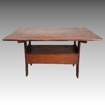 Bench Table c 1860
