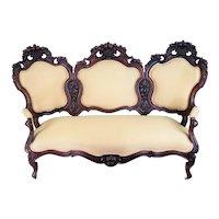 Sofa-American Victorian  c. 1870