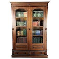 American Victorian Bookcase   c.1870