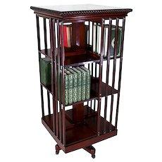 Danner Revolving Bookcase   c.1890