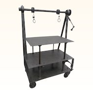 Industrial Lift Cart
