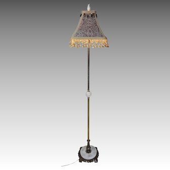 Floor Lamp c 1920