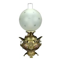 Success Oil Lamp  c.1890