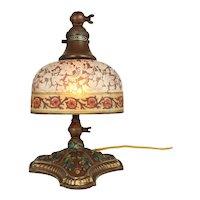 Bellova Boudoir / Desk Lamp    c. 1920's