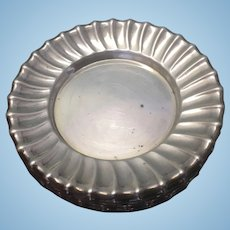 6 Vintage Gorham Sterling Silver Butter Pat Dishes Nut Cups