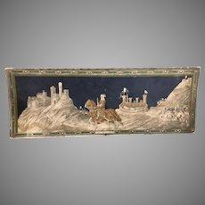 After Simone Martini Copy of Painting Guidoriccio da Fogliano at the siege of Montemassi