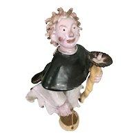 Susie Singer Wiener Werkstatte Pottery Porcelain Figurine Choir Boy