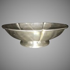 Randahl Sterling Silver Centerpiece Fruit Bowl Dish