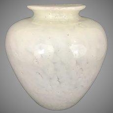 """12"""" 1930's Frederick Carder Steuben Art Glass Cluthra Vase"""