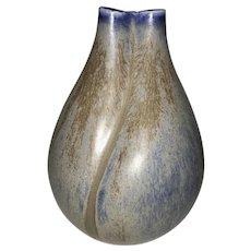 Saxbo Mid Century Danish Modern Art Pottery Double Neck Vase Eva Staehr Nielsen Sigurd Kjaer Denmark