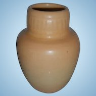 UND University Of North Dakota School Of Mines Art Pottery Vase