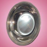 Vintage Gorham Sterling Silver Bowl Candy Dish #133