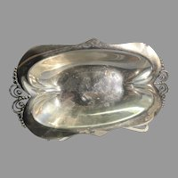 Vintage International Sterling Silver Danish Style Bowl Dish