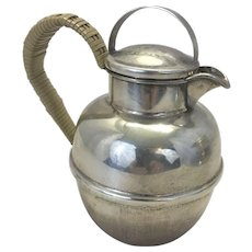 Tiffany & Co Sterling Silver Small Tea Pot Or Hot Water Pitcher
