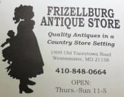 Frizellburg Antiques