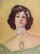 Circa 1900 Jewelry